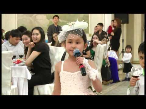 Ұзату той.Әпкесіне арнаған ән.Супер спела сестре на её свадьбе