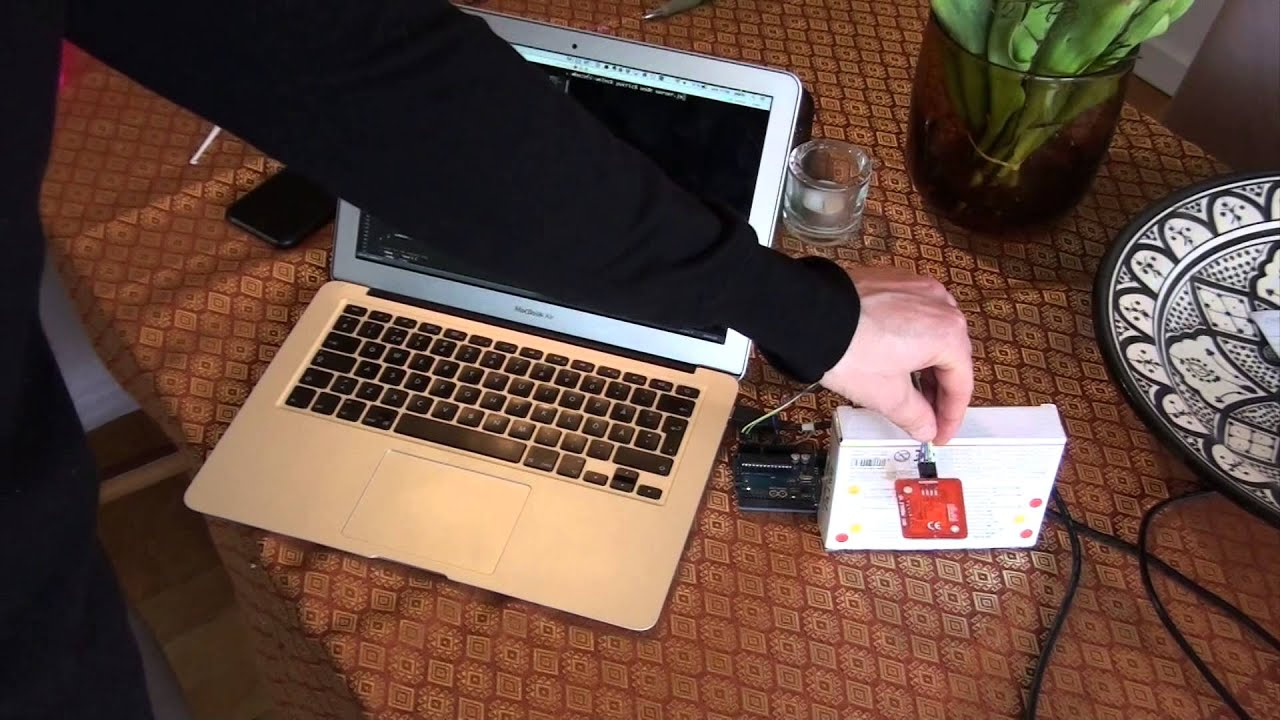 Unlock OSX with nfc implant