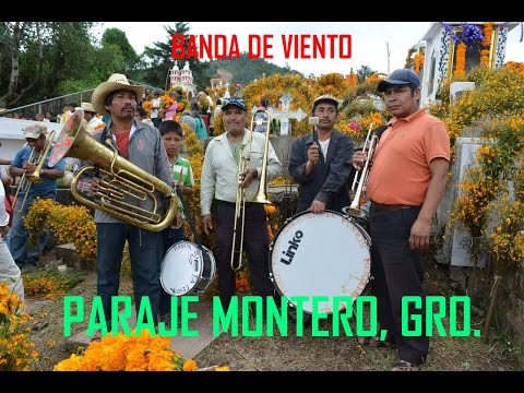 BANDA DE PARAJE MONTERO GUERRERO - 2014