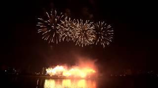 Прямая трансляция: Ростех-2016.Команда Мальты. II Международный фестиваль фейерверков.24.07.2016