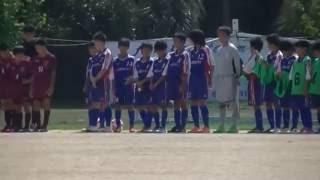 2016/8/7 全日 青崎FC vs 大河FC