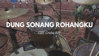 Eka Daniel - Dung Sonang Rohangku (It Is Well With My Soul) @ GDI Graha BIP
