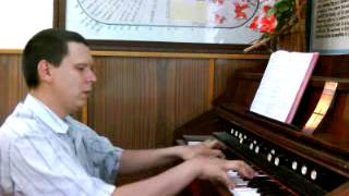 Shall We Meet Beyond The River?, on Reed Organ - 4/A
