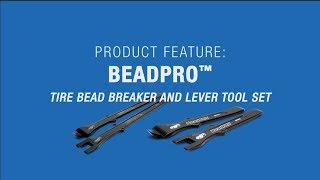 Motion Pro BEADPRO TIRE BEAD BREAKER LEVER TOOL SET STEEL 16 08-0536 08-0536