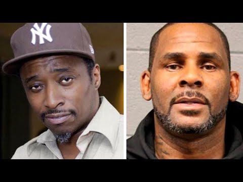 Eddie Griffin GETS Raw On The Media & The POWERS That Control It! Why R Kelly is A Distraction!