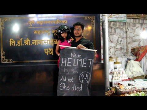 Wear Helmet Save Life   Short Film