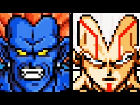 SUPER ANDROID 13 VS BABY VEGETA - Dragon Ball Z Devolution