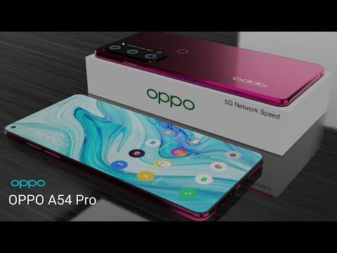 OPPO A54 Pro - 5G,Snapdragon 690,48MP Camera,8GB RAM,6000mAh Battery/OPPO A54 Pro