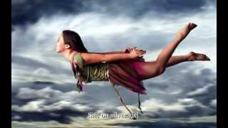 Simon and Garfunkel - Bridge Over Troubled Water - Lyrics on screen - HQ