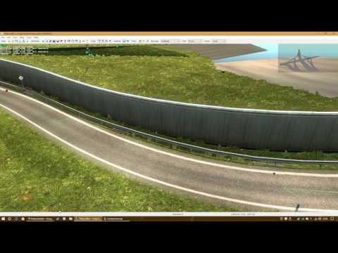 ETS2 map editor #44/crossing hannover(x2) |Niedersachsenmap