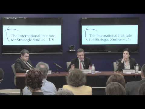 'Drugs, Insecurity and Failed States' - Nigel Inkster and Virginia Comolli