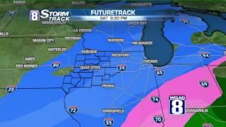 StormTrack 8 Morning Forecast December 16, 2016
