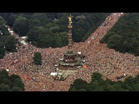 German Techno Medley   -  Tribute to Loveparade #BERLIN (best mix ever)