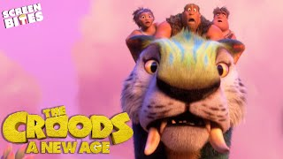 Weirdest Creatures in THE CROODS: A NEW AGE   Screen Bites