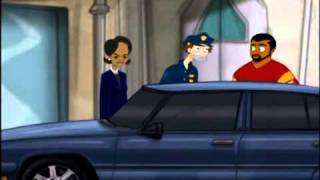 Friday Animated  Series Episode 05 When Craig Met Condi Part 1