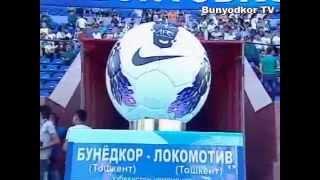 FC Bunyodkor - PFC Lokomotiv 1:1