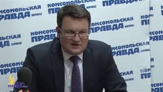 """Пресс-конференция Фалалеева А. П. в """"Комсомольской правде"""""""
