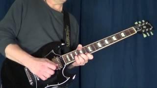 Golden Country - REO - ending guitar solo