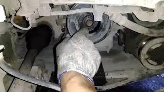 Замена ремня ГРМ форд фокус 3 1 6 105 л с  своими руками