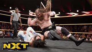 No Way Jose vs. Killian Dain: WWE NXT, June 7, 2017