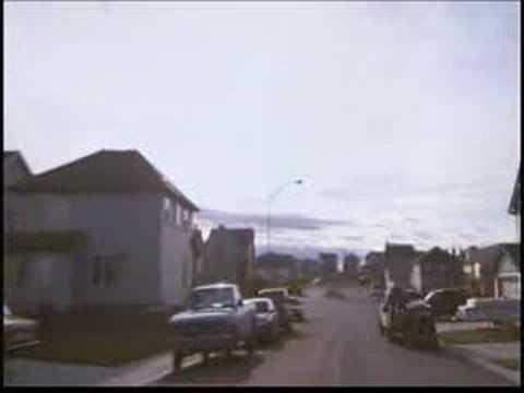 "Radiant City - ""Suburban Landscape"""