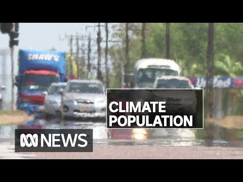 Northern Territory Losing Thousands Of People Due To Rising Temperatures   ABC News