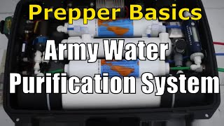 Prepper basics: Army Water Purification System [REVIEW]