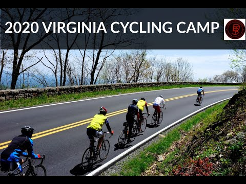 2020 Virginia Cycling Training Camp: With Sylvie D'Aoust: Camp Details