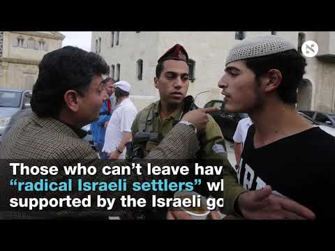 Confidential Report : Israel Regularly Breaks International Law in Hebron