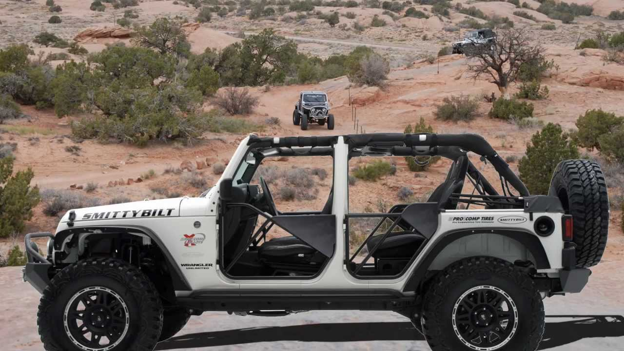 & Smittybilt - SRC Tubular Doors for Jeep Wrangler - Doors. - YouTube Pezcame.Com