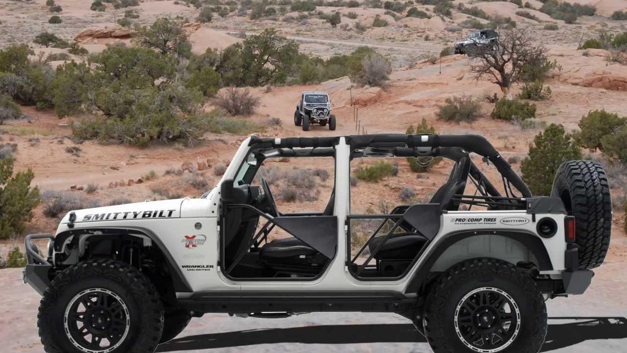 jeep cj5 tube door [ 1280 x 720 Pixel ]