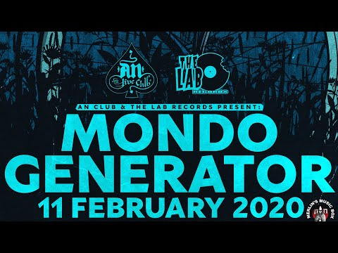 Mondo Generator - (Full Set) @ An Club, Athens, Greece 11/02/2020
