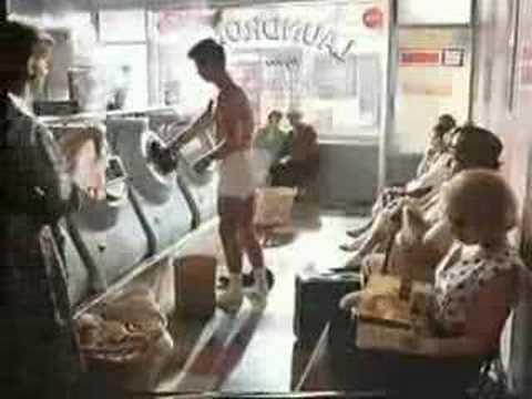 Launderette Youtube Advert 1986 Label Uk Carling Black 84ZqxT