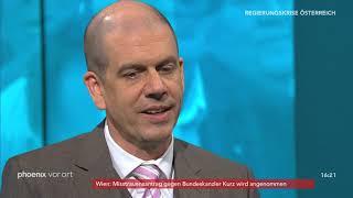 Peter Hajek zu dem angenommenen Misstrauensantrag gegen Sebastian Kurz am 27.05.19