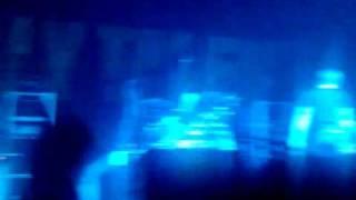 Billy Talent in Prague 11/21/09 Happy Birthday Aaron!, Surrender, Tears into Wine