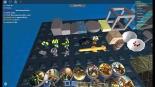 Roblox-- Inizia una mini colonia!