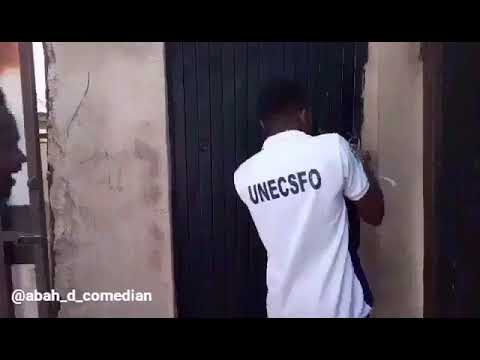 Lending of money goes wrong. Abah d comedian