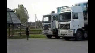 Volvo F12 Globetrotter (Gdynia - Moscow - 1994)  #2
