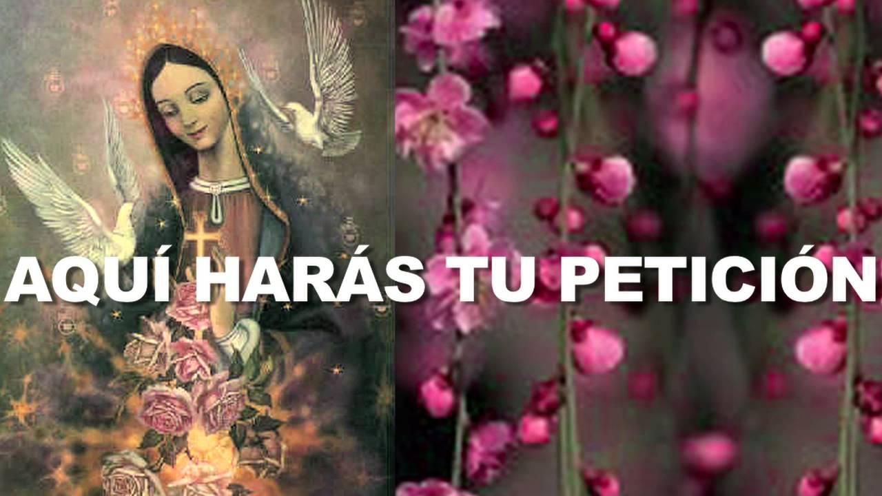 Las Tres Oraciones a la Virgen de Guadalupe Para pedir Imposibles