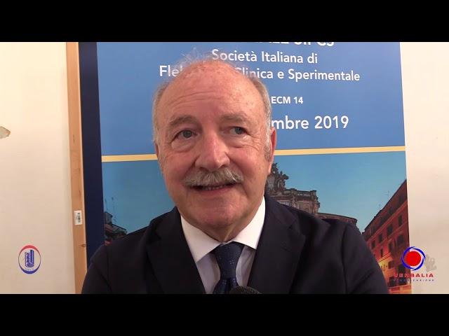 XXI CONGRESSO SIFCS - INTERVISTA A CAMILLO RICCIONI