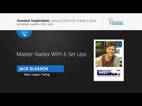 Master Nadex with 6 set ups | Jack Gleason