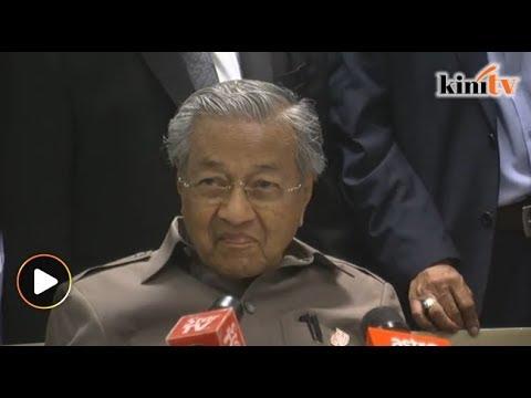 Mahathir kata Pekan kawasan 'hantu raya'