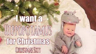 I Want a Hippopotamus for Christmas | Bits of Paradis Christmas Skit