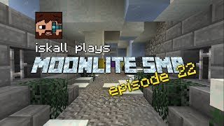 Moonlite Minecraft SMP - Iskall - EP22 - Prank Wars & Gold farm path