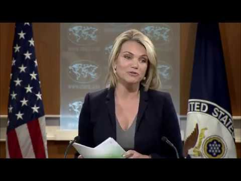 State Department Press Briefing on President Trump, Health Care, Russia, London Incident 6/6/17