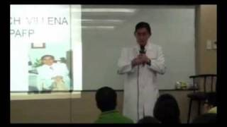 AIM GLOBAL C24/7 NATURACEUTICALS & COMPLETE DR. BUTCH VILLENA PRODUCT DEMO 1