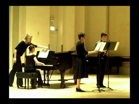 Krommer Concerto for Two Clarinets op. 35, mvt. 1
