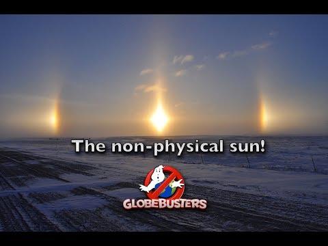 The non physical sun