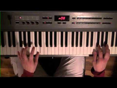 Johnny B. Goode piano tutorial and demo