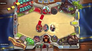 Hearthstone Arena with MaximumDonut! Ep. 24 - Kor